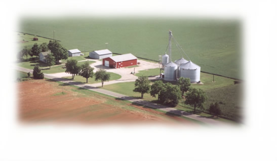 Sandborn Farms Aerial Photo